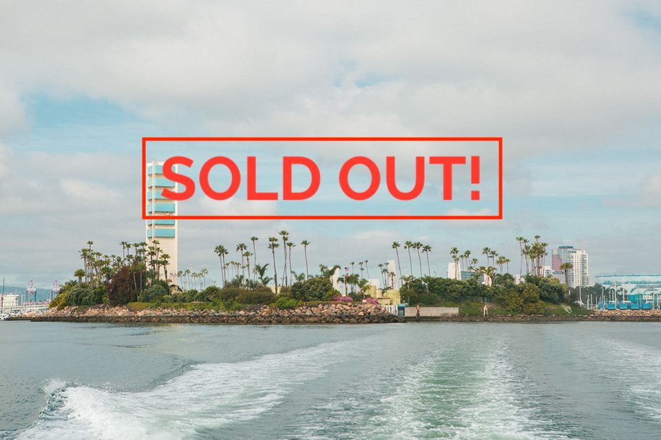 T H U M S Islands Boat Tour 1 Long Beach Architecture Week